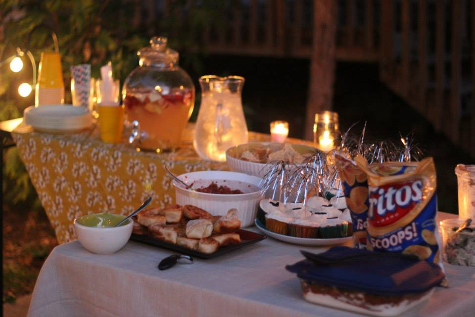 Fall Party_Food